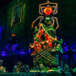 Disneyland Reveals First Look at Haunted Mansion Holiday Gingerbread House