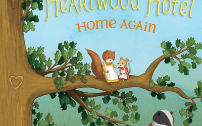 Book Review – Heartwood Hotel: Home Again (Book 4)