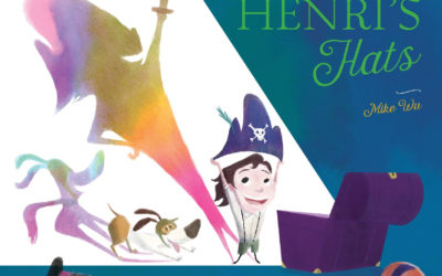 """Book Review: """"Henri's Hats"""" by Mike Wu (Pixar Animation Studios Artist Showcase)"""