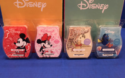 Product Review: The Disney Collection by Scentsy