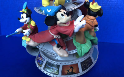 "Product Review: ""Mickey the True Original"" 90th Anniversary Figurine by Precious Moments"