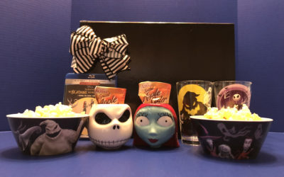 """The Nightmare Before Christmas"" Movie Party Ideas"