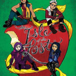 """Book Review – """"The Isle of the Lost: The Graphic Novel"""" (Disney Descendants)"""
