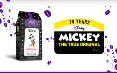 Joffrey's Mickey's 90th Anniversary Blend Available for Purchase Online
