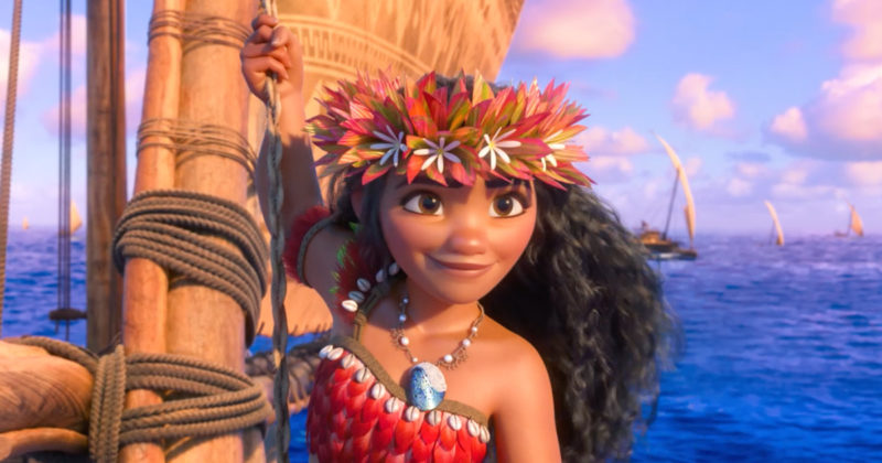 Moana, Disney Princess films