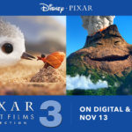 Pixar Short Film Collection Volume 3 Comes to Blu-ray and Digital This November