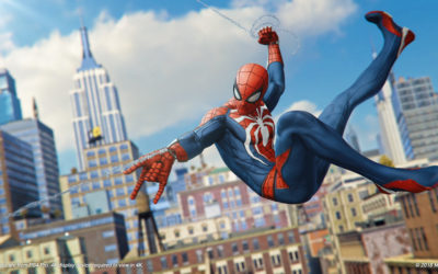"""""""Marvel's Spider-Man"""" Has Become the Fastest Selling Playstation Game of All Time"""