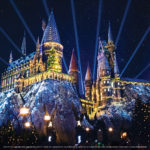 Christmas in The Wizarding World of Harry Potter to be Enhanced with Snowfall at Universal Studios Hollywood