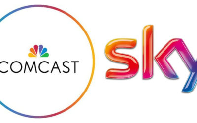 Comcast Tops Fox in Blind Auction to Purchase Sky