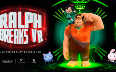 """The Void Announces """"Ralph Breaks VR"""" Experience and More"""