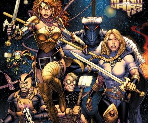 """Comic Review: """"Asgardians of the Galaxy #1"""""""