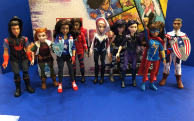 """Toy Review - """"Marvel Rising: Secret Warriors"""" Dolls by Hasbro"""