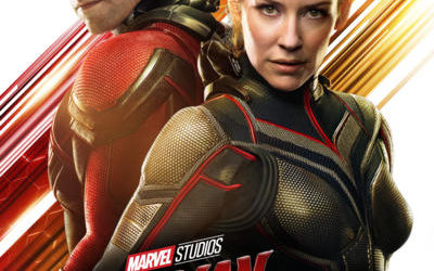 "Digital Review: ""Ant-Man and the Wasp"""