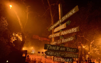 Los Angeles Haunted Hayride - The Most Unique Halloween Event