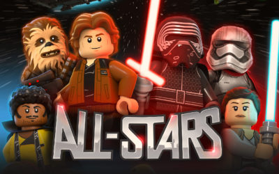 """""""LEGO Star Wars: All-Stars"""" Animated Series Coming to Disney XD"""