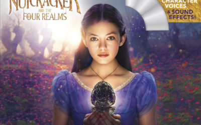 "Book Review: ""The Nutcracker and the Four Realms: Disney Read-Along Storybook and CD"""