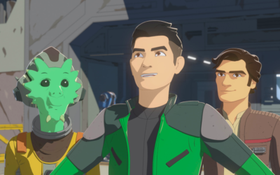 "Review - ""Star Wars Resistance"""