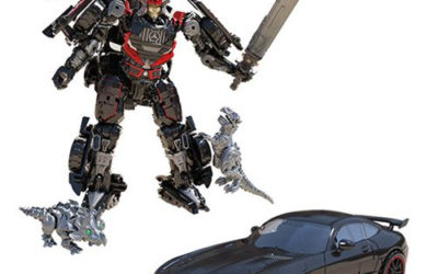 Hasbro Announces Pre-Orders for New Transformers, Marvel Figures at New York Comic Con