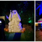 "Photo Tour: Freeform Halloween House Featuring ""Nightmare Before Christmas"" and ""Hocus Pocus"""