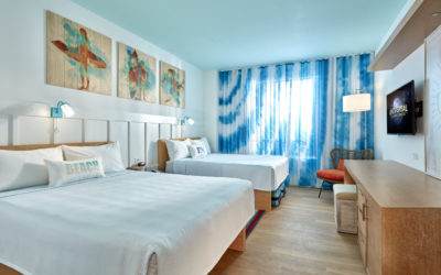 Look Inside Universal Orlando's Endless Summer Resort - Surfside Inn and Suites