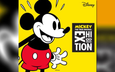 D23 Holding Special Event at Mickey Exhbit on November 18