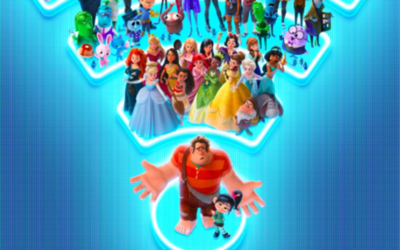 Ralph Breaks the Internet Movie Page
