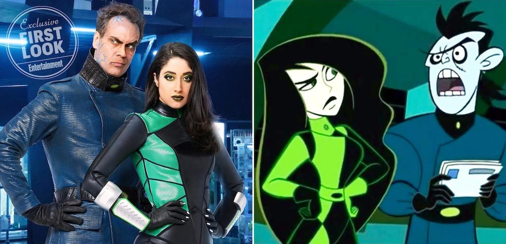 Dr. Drakken and Shego