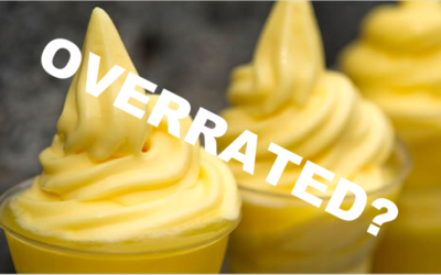 The Four Most Overrated Foods at Walt Disney World and Disneyland