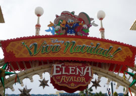 Video: ¡Viva Navidad! returns with The Three Caballeros, Elena of Avalor at Disney California Adventure
