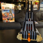 """Video Review: LEGO """"Star Wars"""" Darth Vader's Castle Recreates Eerie Location from """"Rogue One"""""""