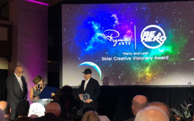 Marvel Studios President Kevin Feige Receives Sklar Creative Visionary Award from Ryman Arts
