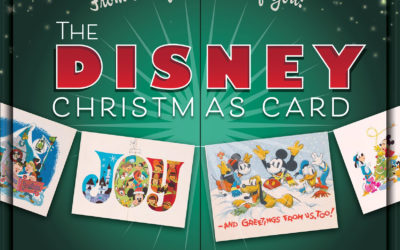 """Book Review - """"From All of Us to All of You: The Disney Christmas Card"""" by Jeff Kurtti"""
