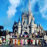 """90 Disney Characters Celebrate Mickey's 90th on """"Good Morning America"""""""