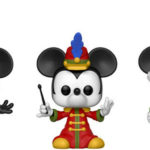 Three New Mickey Mouse Funko Pop! Figures to Debut in 2019