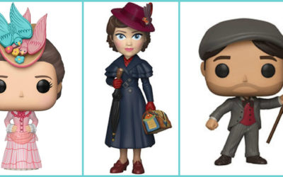 Mary Poppins Returns Figures