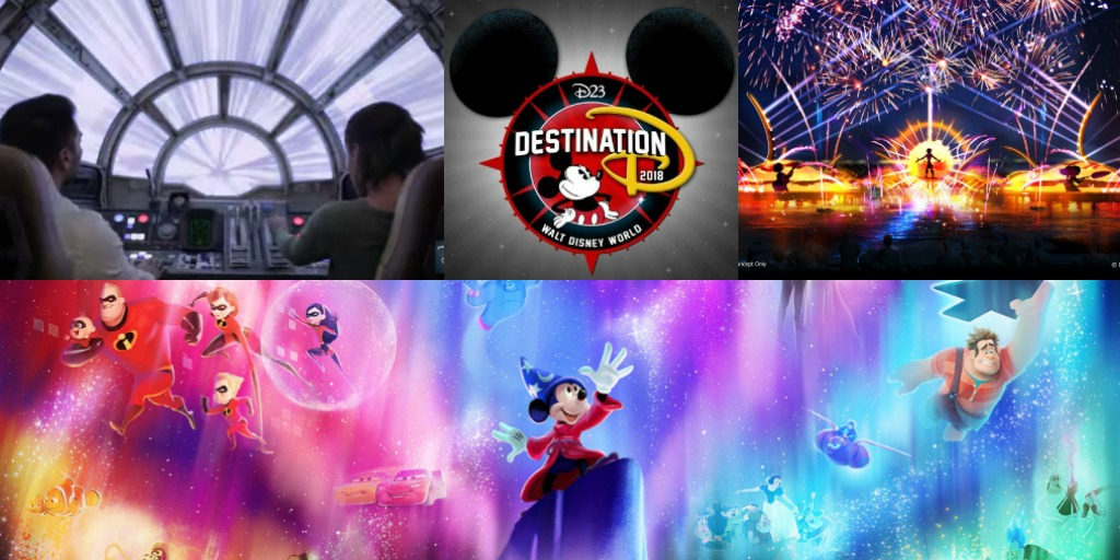 Disney News November 11-17, Destination D