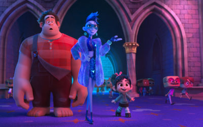 """Disney Movie Rewards And Atom Tickets Reportedly Team Up With Special """"Ralph Breaks the Internet"""" Launch Offer"""