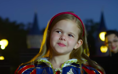 YouTube Sensation Claire Crosby Sings Every Princess Song at Walt Disney World