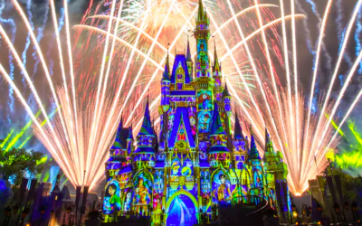 Disney Announces Fort Wilderness Beach Dessert Party for New Year's Eve