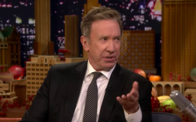 "Disney Legend Tim Allen Mentions Keanu Reeves' ""Toy Story 4 "" Role on The Tonight Show"