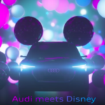 "Audi Announces Partnership with Disney to Create ""New Media Type"""