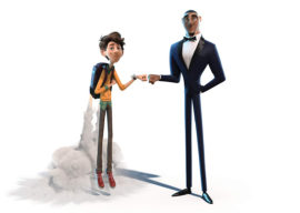"""Trailer Released for Fox's Animated Film """"Spies in Disguise"""""""
