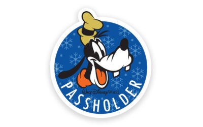 Goofy AP Magnet, Other Passholder Offerings Announced for 2018 Epcot Festival of the Holidays