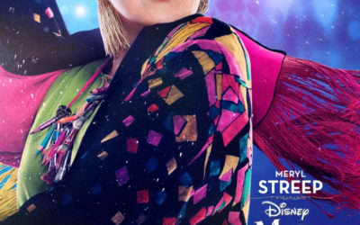 """Disney Reveals New Character Posters for """"Mary Poppins Returns"""""""