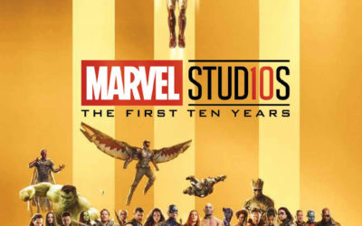 """Titan Releasing """"Marvel Studios: The First Ten Years"""" Hardcover This Month"""
