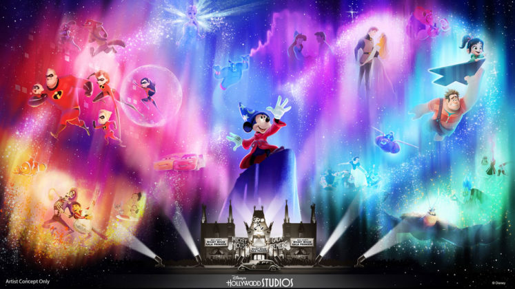 Destination D, Wonderful World of Animation
