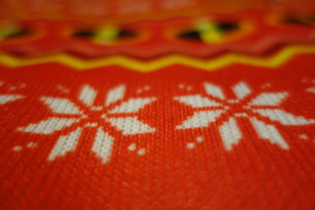 Incredibles Ugly Sweater