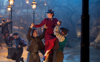 """Disney's """"Mary Poppins Returns"""" Coming to the El Capitan Theatre for a Special Engagement"""