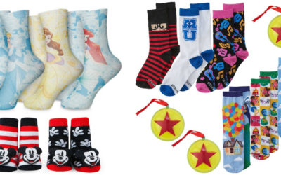 Celebrate National Sock Day with These Fun Pairs from shopDisney