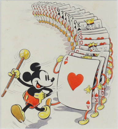Mickey Mouse: From Walt to the World